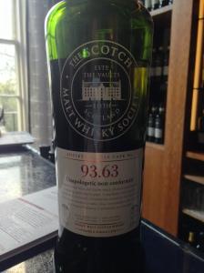 Scotch Malt Whisky Society 93.63
